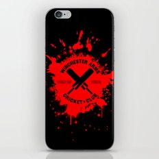 Winchester Arms Cricket Club iPhone & iPod Skin