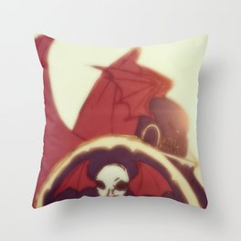 Nightlord Throw Pillow