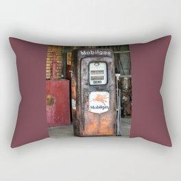 Mobilgas Rectangular Pillow