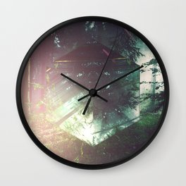 Fractions 03 Wall Clock