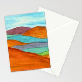 Mountain Vista - Rainbow Stationery Cards