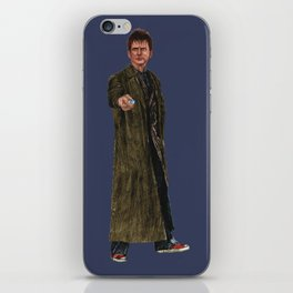 10th Doctor 2 iPhone Skin
