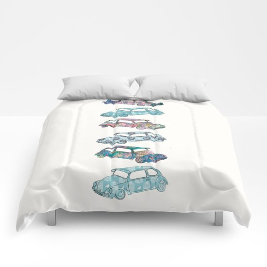 Beetles. Comforters