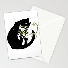 Cats&Yarn - Black Butler Stationery Cards