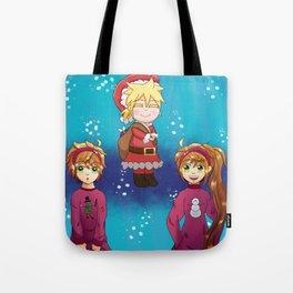 Vocaloid Christmas 2015 Tote Bag