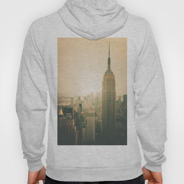 New York City - Empire State Building Hoody