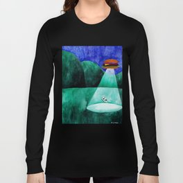UFO Long Sleeve T-shirt