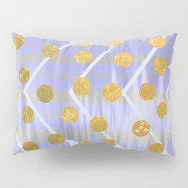 NL 9 13 Chevron Polka Dots Pillow Sham