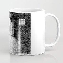 Light - Black ink Coffee Mug