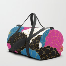 Japanese Chrysanthemum 2 Duffle Bag
