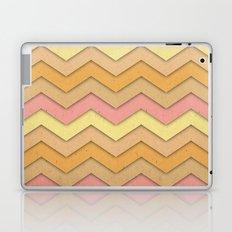 Summer Day Chevron Laptop & iPad Skin