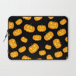 Jack-o'-lantern pattern Laptop Sleeve
