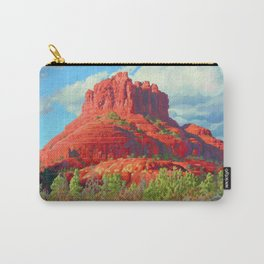 Big Bell Rock Sedona by Amanda Martinson Carry-All Pouch