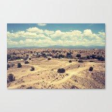 New Mexico 4 Canvas Print