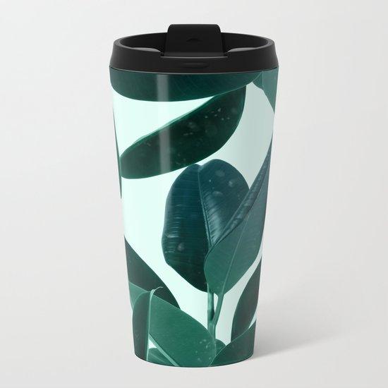 Plant Dynamics Metal Travel Mug
