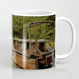 Coal Train Coffee Mug