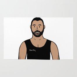 Beard Boy: Paulo Rug