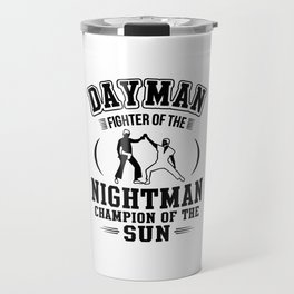 Dayman Travel Mug