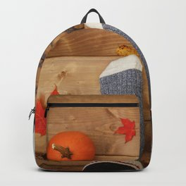 Her Autumn (Color) Backpack