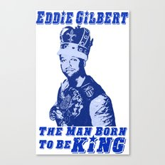 Eddie Gilbert - Legendary Wrestler Canvas Print