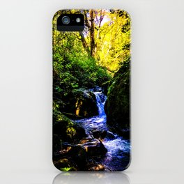 Forest Enchantment iPhone Case