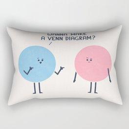 Pick Up Line Rectangular Pillow