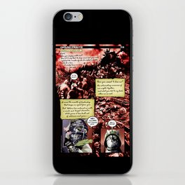 Cathair Apocalypse 01-04 iPhone Skin