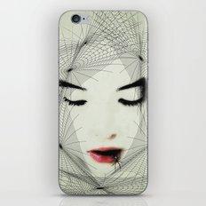 I will catch you iPhone & iPod Skin