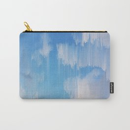 Glitch in the Sky Carry-All Pouch