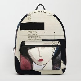 Fashion Sculpture Backpack