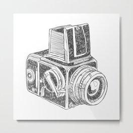 old machine II Metal Print