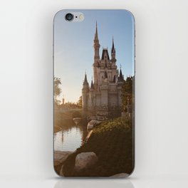 Sunset Castle iPhone Skin