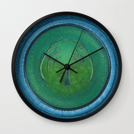 Rush Wall Clock