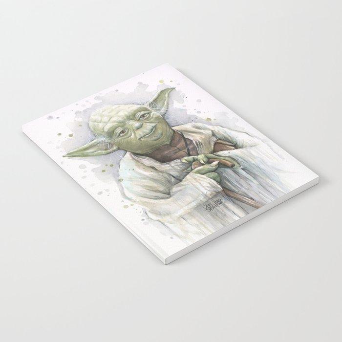 Yoda Notebook