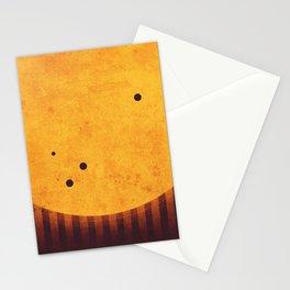 Sun - Sun Spots Stationery Cards