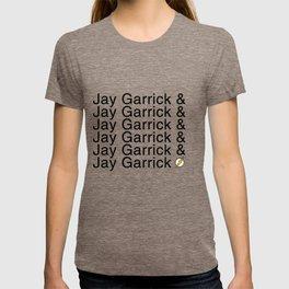 Jay Garrick & Jay Garrick T-shirt