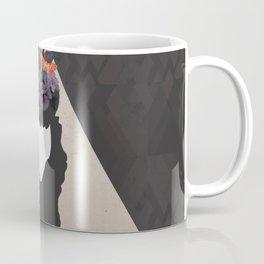The Holy Llama Floral Geometric Coffee Mug