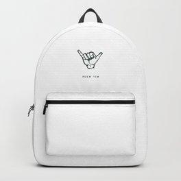 Fuck 'Em Backpack