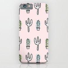 Cactus Love Slim Case iPhone 6s