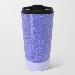 Big Blue Ball Metal Travel Mug