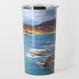 View from Ardnamurchan Travel Mug