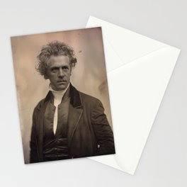 Albert Sands Southworth and Josiah Johnson Hawes - Portrait of Rollin Heber Neal (1850s) Stationery Cards