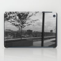 baltimore iPad Cases featuring Baltimore Reflections  by L.A. Howes