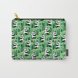 Panda's society Carry-All Pouch