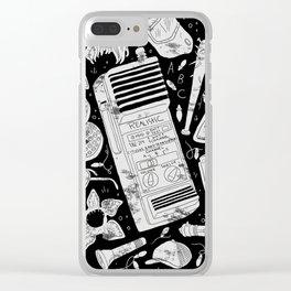 Season One Clear iPhone Case