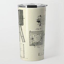 Photographic Camera-1885 Travel Mug