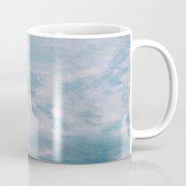 Fluffy Blue Clouds Coffee Mug