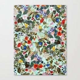 Summer Botanical Garden XVI Canvas Print
