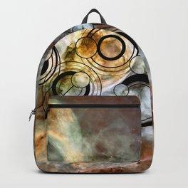 Doctor Who Geronimo Gallifrey with the Carina Nebula Backpack