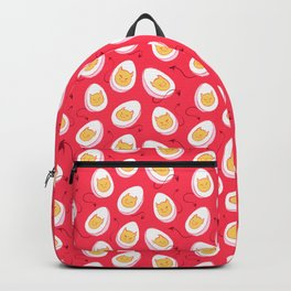 Deviled Eggs Backpack